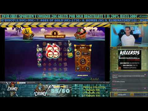 BOMBSBAZO EN PLAYTECH / Slotkiller/Killer Mode On/ Casinokillers Online Casino