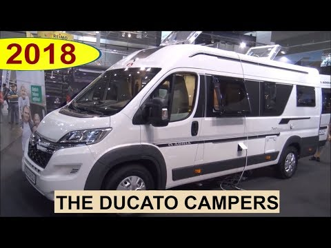 The DUCATO 2018 Campers (long video)