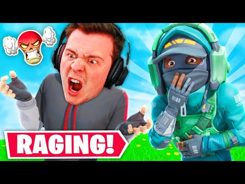 I Made Muselk RAGE Doing This Challenge...