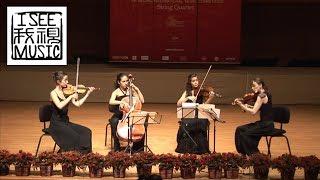 Quatuor Zaïde: Brahms - String Quartet No. 3 in B-flat major, Op. 67 | Second Round
