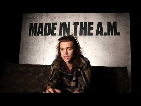 """Harry Styles talking about """"If I Could Fly"""" (One Direction)"""