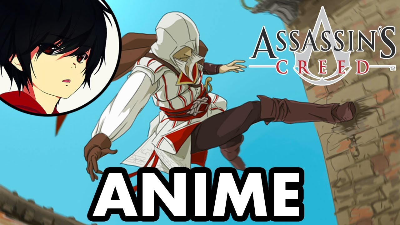 Assassin S Creed Anime Youtube