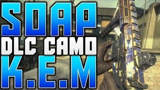 COD Ghosts: SOAP MACTAVISH CAMO KEM STRIKE! (New Legend Pack Micro DLC Camo Gameplay)