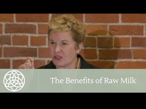 The Benefits of Real Milk | Mini-lesson with Sally Fallon
