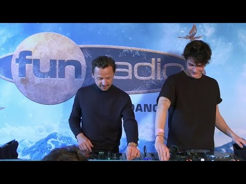 Martin Solveig Et Kungs Mixent Ensemble Sur Fun Radio - (15/03/19) Bruno Dans La Radio