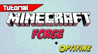 Como instalar Optifine con Forge en Minecraft 1.8.0 y 1.8.1