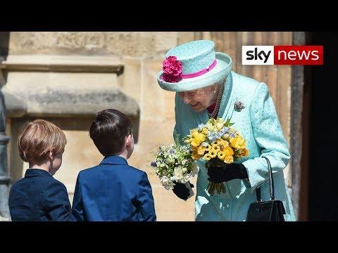 The Queen celebrates 93rd birthday