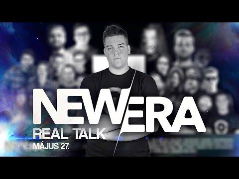 NEW ERA: REAL TALK (Bejelentő)