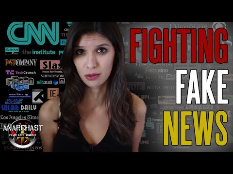 Fighting The FakeStream Media - Independent Anarchist Media with Rachel Blevins