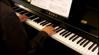 Trinity TCL Piano 2015-2017 Grade 5 B3 William Gillock Mister Trumpet Man by Alan