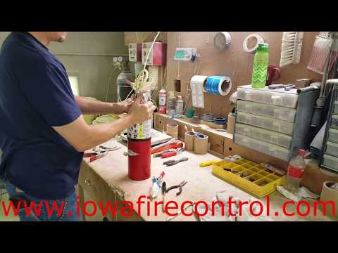 Hydrostatic Testing of Stored Pressure Fire Extinguisher Final