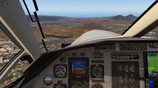 Carenado Pilatus PC12 X-Plane - Cheap Stick vs. Fancy Pants Yoke