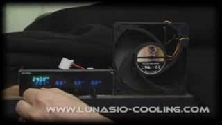 scythe ultra kaze 120mm case fan 3000rpm