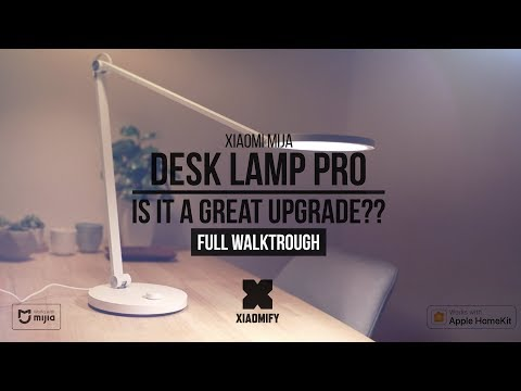 Xiaomi Desk Lamp PRO - Is it a worthy upgrade? [Xiaomify]