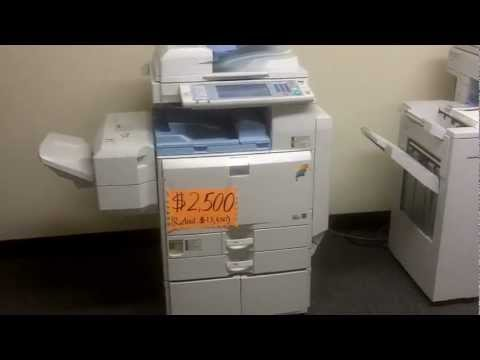 Las Vegas Copiers 2018 ...80% OFF on BANK REPO scanners, printers, rentals, off leases,