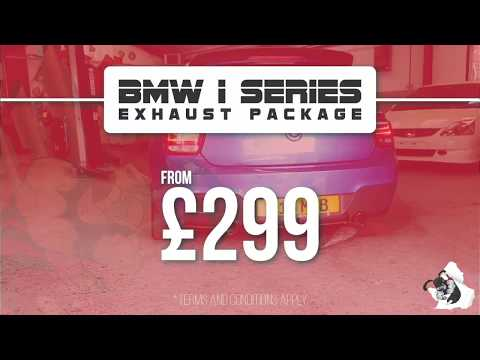 #BMW 1 Series #Exhaust Package