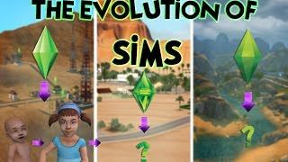 Through the Evolution of Sims (The Sims 2: Part 2) - Toddler Poopin in the Bathtub