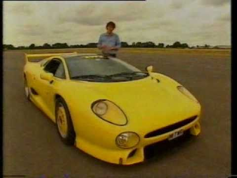 OLD TOP GEAR MODIFIED CARS