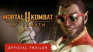 Mortal Kombat 11 Aftermath - All Hallows' Eve Skin Pack Trailer
