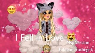 I fell in Love ♥  Msp Version ☻ by Fabiennerothegirl ❀