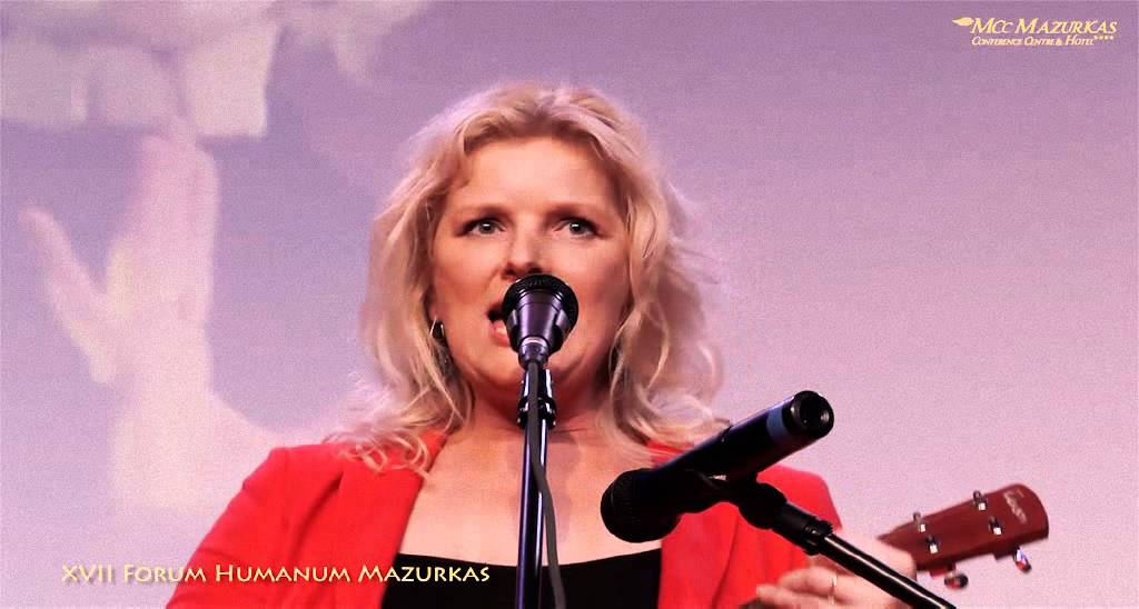 XVII Forum Humanum Mazurkas-Benefis Marka Majewskiego-Renata Zarębska 2