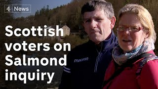 Is Sturgeon/Salmond feud changing voters' minds ahead of elections?