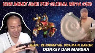 Download LUCU PARAH GANTIAN MARSHA TROL PASCOL TOP GLOBAL MIYA SAMPAI BANTING EMBER !!!
