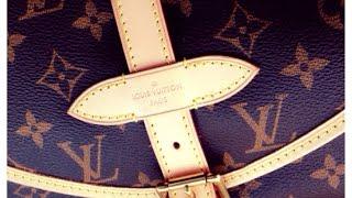 Louis Vuitton Saumur MM vs. Menilmontant PM in Monogram