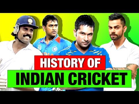 When Cricket Started in India | History in Hindi | World Cup | National Cricket Team