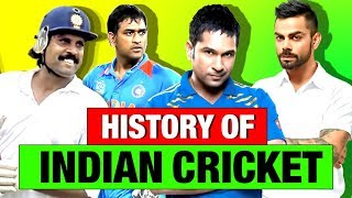 When Cricket Started in India? | History in Hindi | World Cup | National Cricket Team