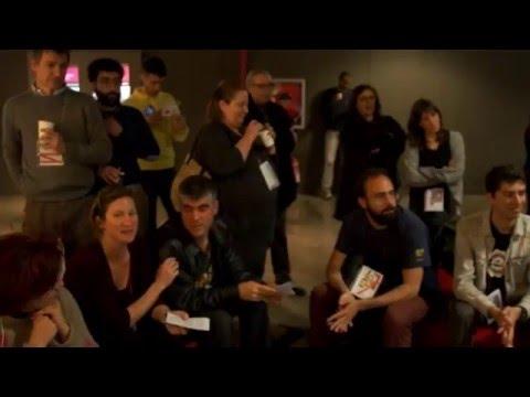 PROCOMUNS: Commons Collaborative Economies - March 2016 Barcelona.