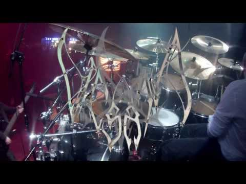 VESANIA@Marduke's Mazemerising-Live in Warsaw 2013 (Drum Cam)