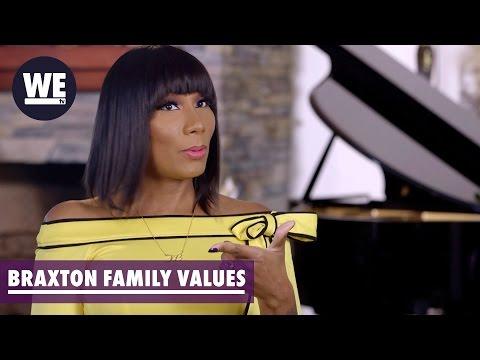 How Towanda Met Andre   Braxton Family Values   WE tv