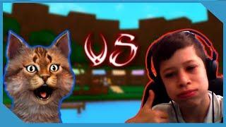 Oncle VS Nephew - Minigames épiques Roblox