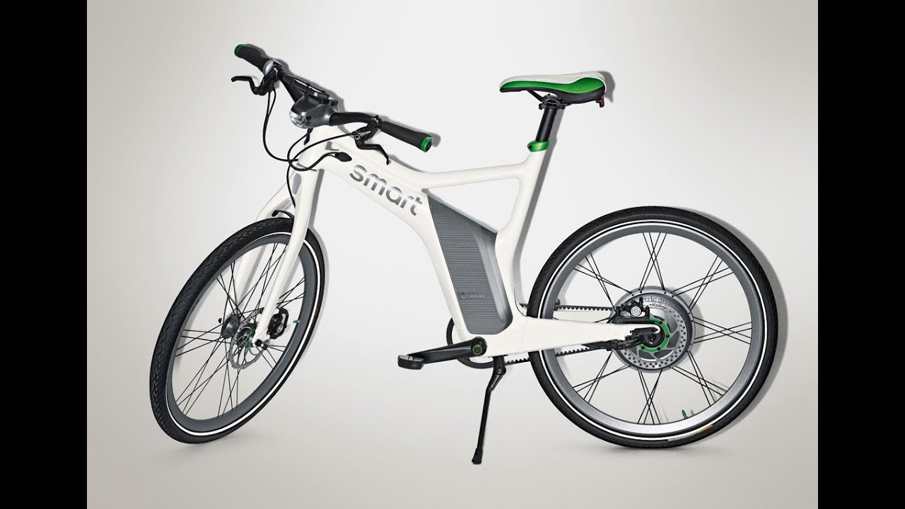mercedes benz smart ebike youtube