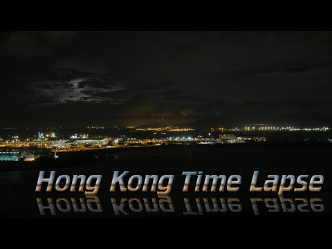 Hong Kong Airport & Shenzhen Airport Time-Lapse