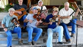 Buck Mountain String Band - Old Time Music @ 2016 Founders Day