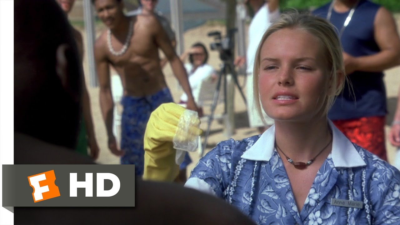 Download Blue Crush (2/9) Movie CLIP - Schooled by the Maid (2002) HD
