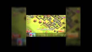 O ataque mais bizarro do YouTube no clash of clans