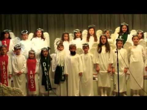Claiborne Academy Elementary presents:  Angels Aware!