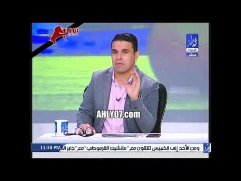خالد الغندور يحط على نادى الزمالك قصف جبهة جامد | مفيش فرقة كبيرة بتشيل 8 في ماتشين zamalek vs ghandour