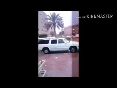 Rain at kwait .
