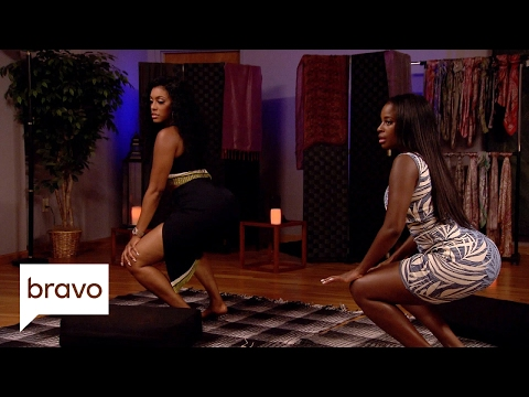 RHOA: What's Porsha Williams' Favorite Sex Position? [Extended Scene] (Season 9) | Bravo