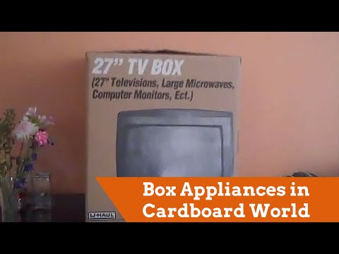 Box Appliances in a Cardboard World