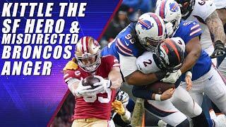 49ers Dominate Packers & Bills Butcher Broncos