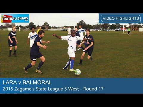 2015 FFV Rd 17 - Lara v Balmoral