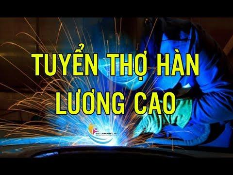 Cơ Hội Việc Làm THỢ HÀN Lương Cao Tại Công Ty TNHH Sợi MEKONG