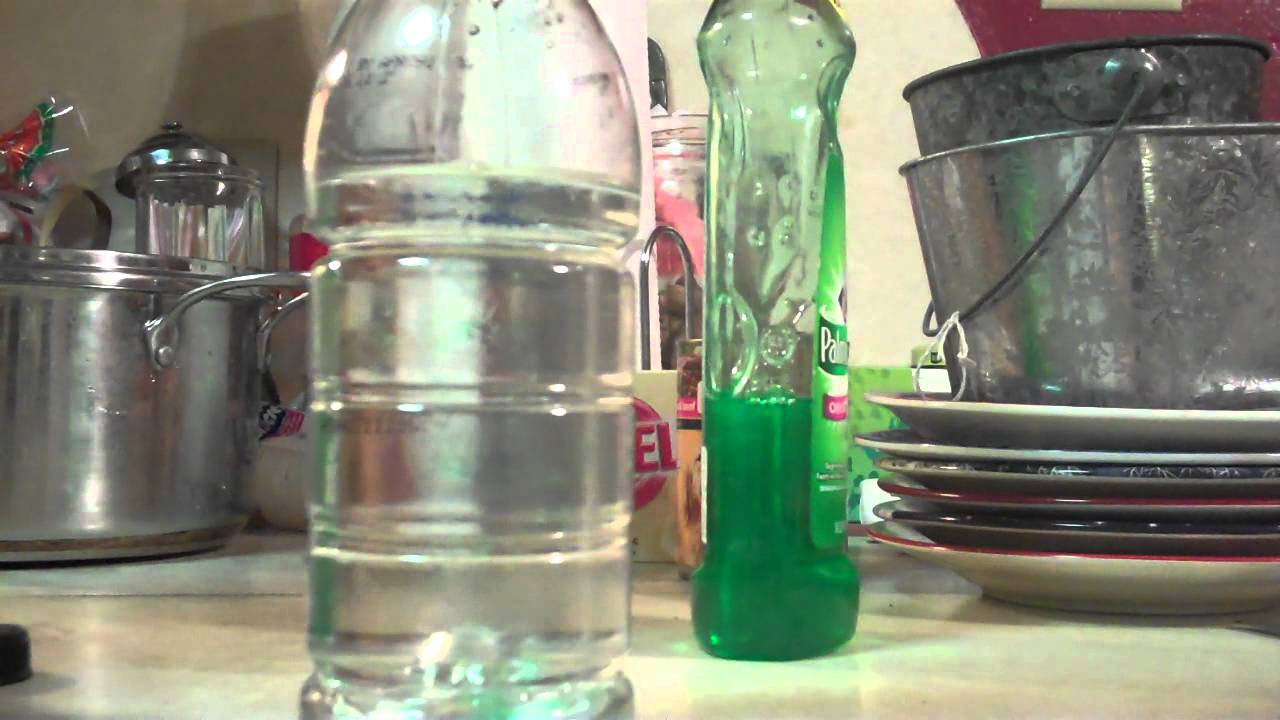 How to make a Tornado in a Bottle - YouTube