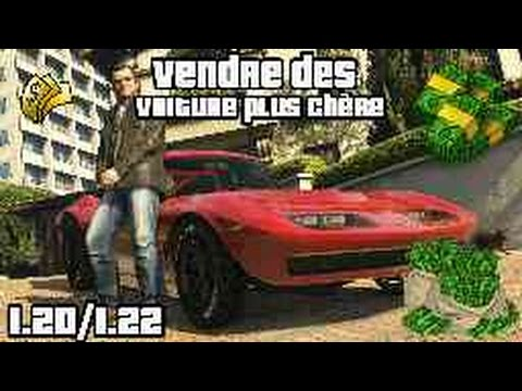 gta 5 online glitch vendre des voiture plus ch re youtube. Black Bedroom Furniture Sets. Home Design Ideas