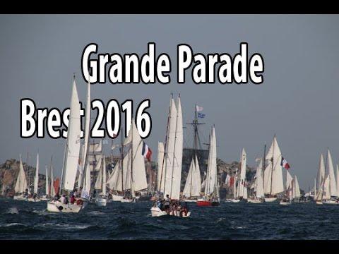 Vivez La Grande Parade De Brest 2016
